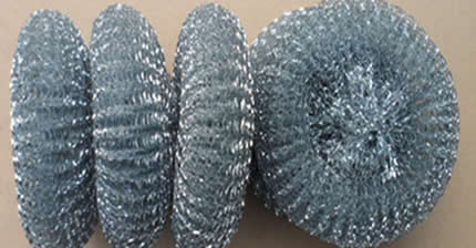 carbon steel scrubbers